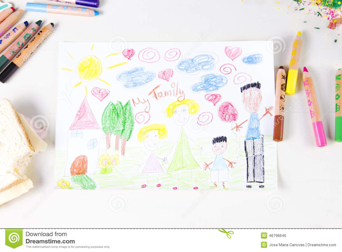 royalty free illustration download kids drawing