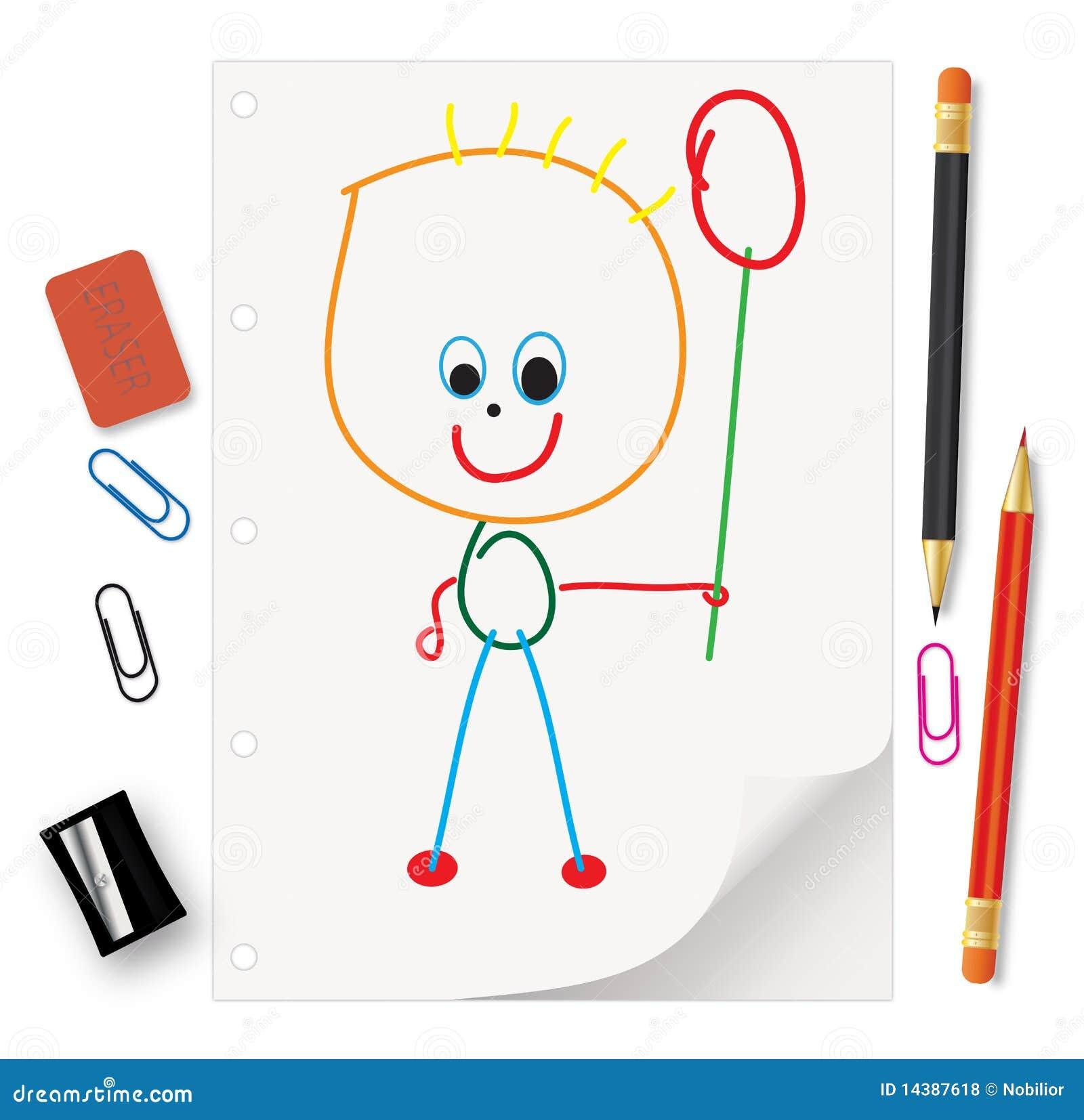 drawings gift kids - Kids Drawings Images