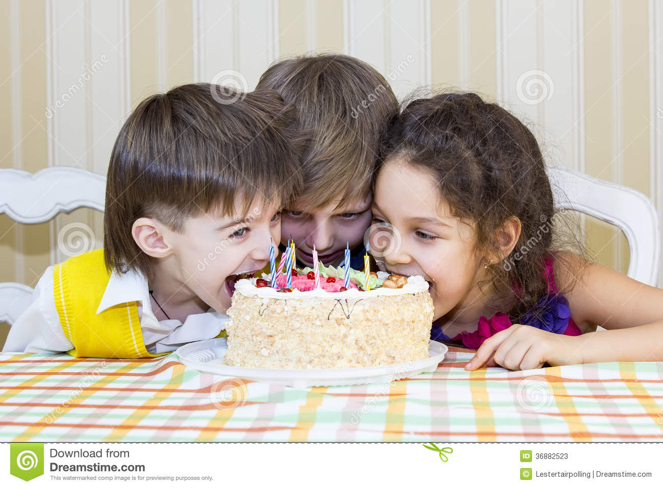 Clipart Eaten Birthday Cake Ideas and Designs