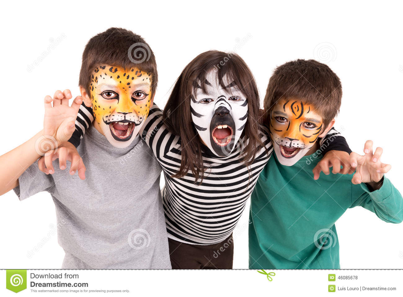 Kids Face Painting Sign