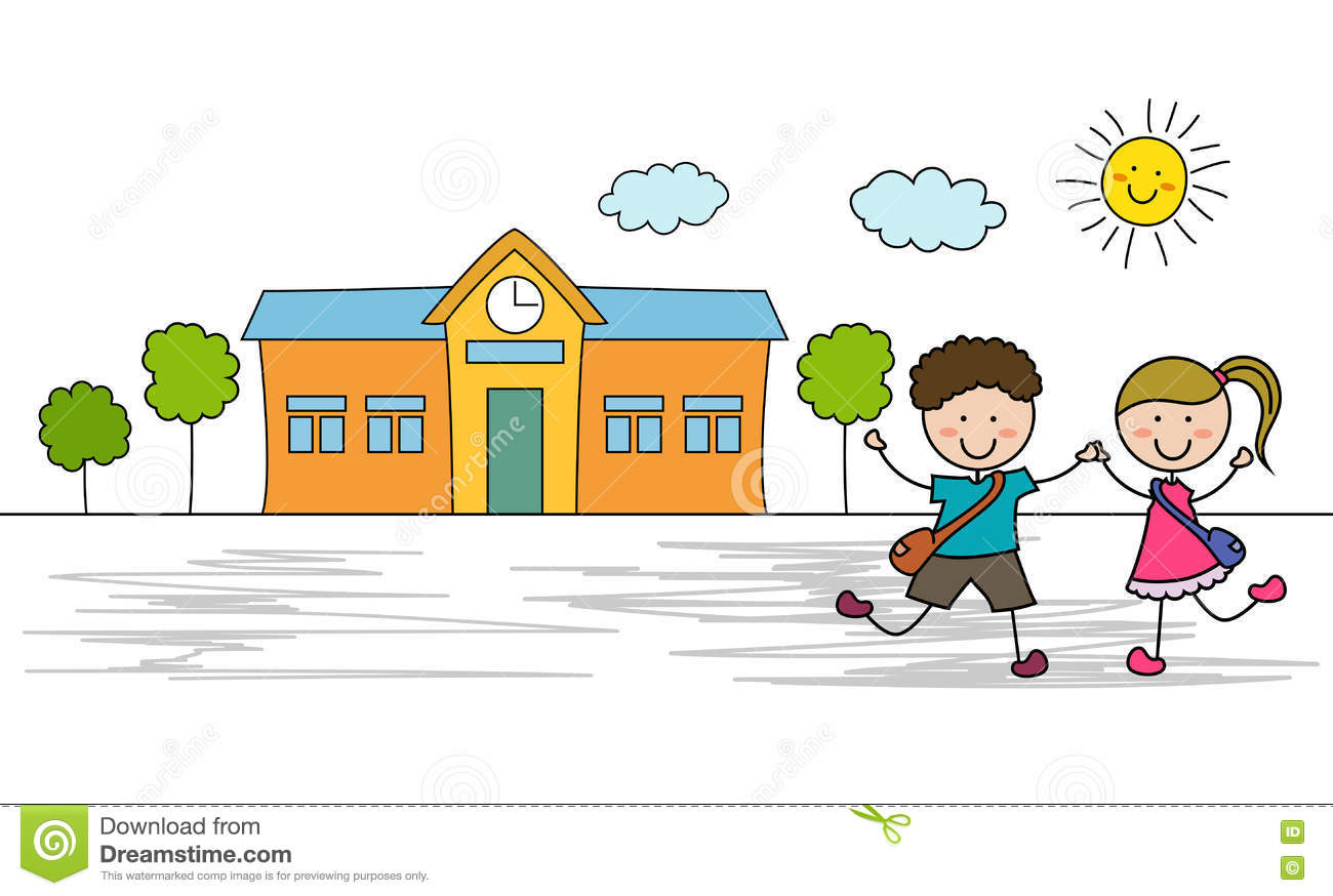 kids go to school royalty free stock photography Couple Holding Hands Clip Art kids holding hands clip art border