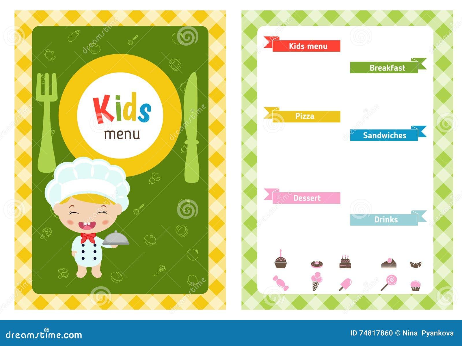 recipie card template