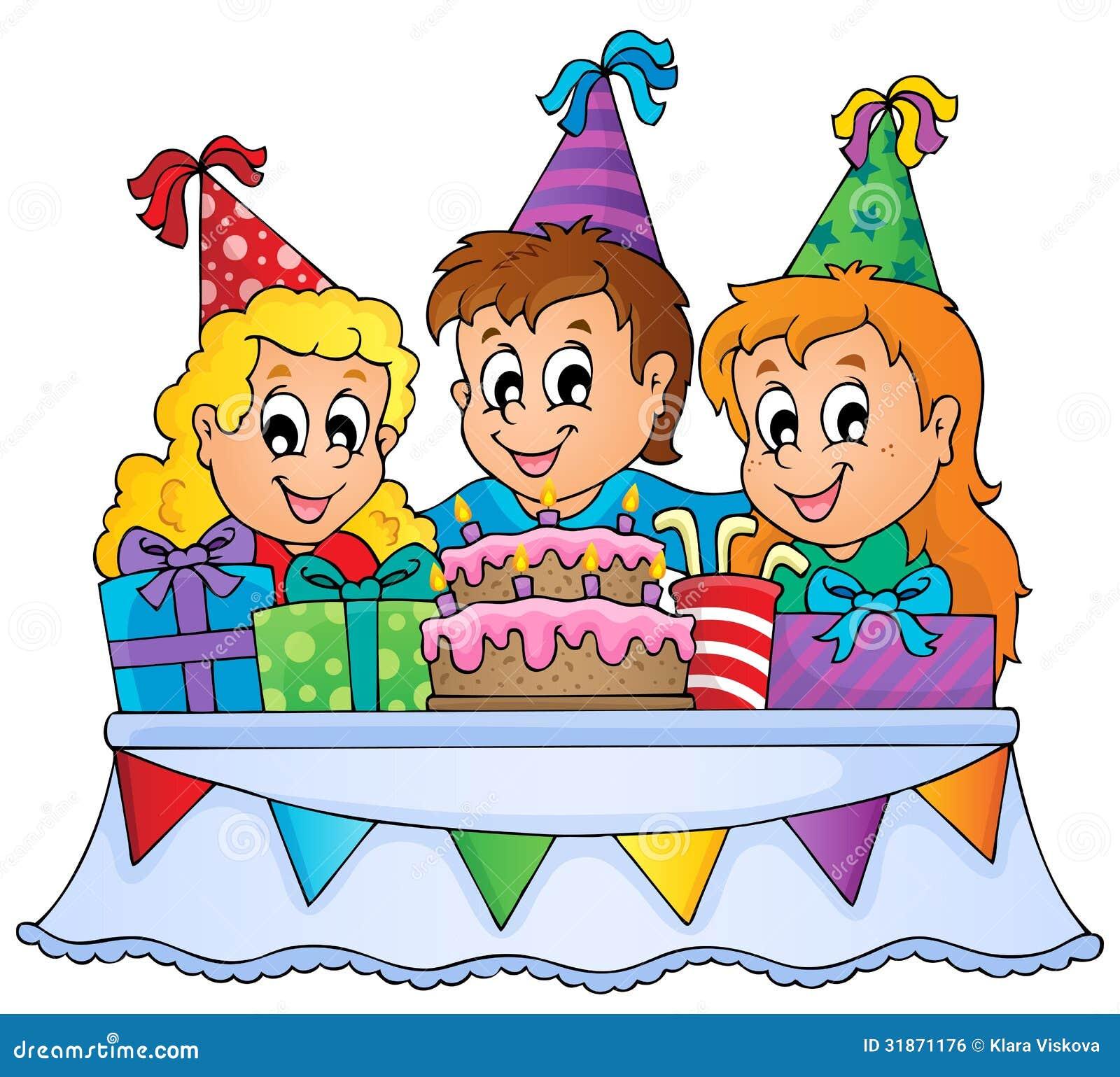 Kids Party Theme Image 1