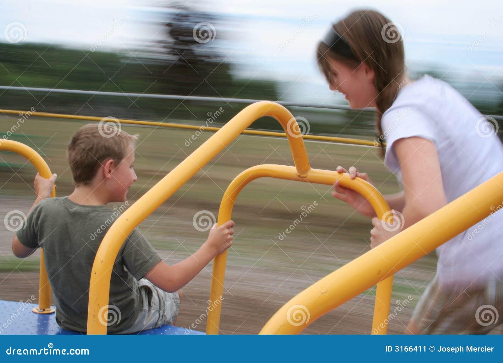 Kids Playground Fun
