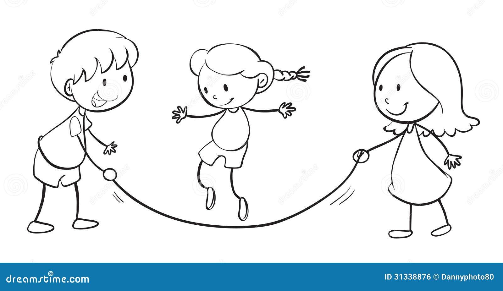 background illustration kids - Sketch Images For Kids