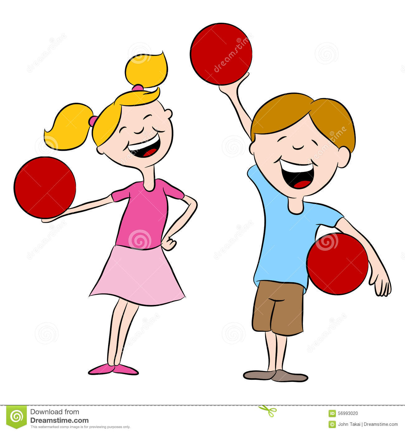 Clip Art Dodgeball Clipart dodgeball stock illustrations 44 kids playing photo