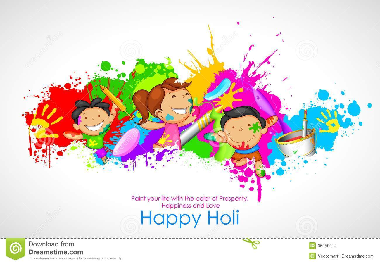 How To Design Holi Poster