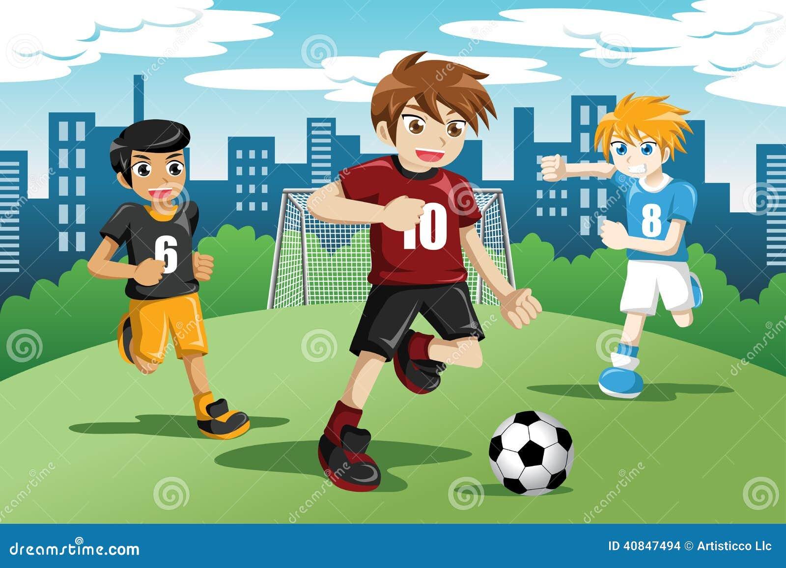 explain how to play football