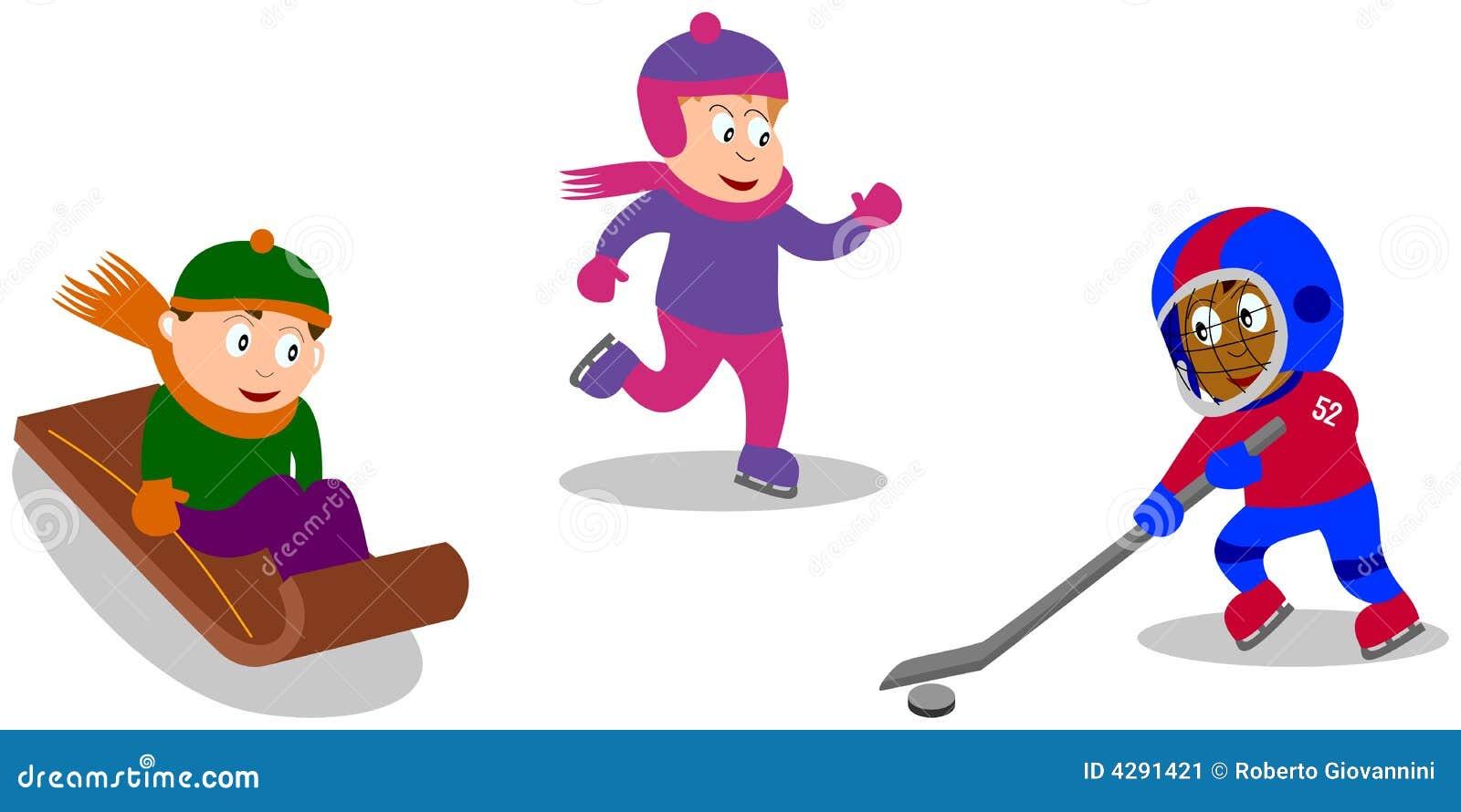 Winterspiele Spielen