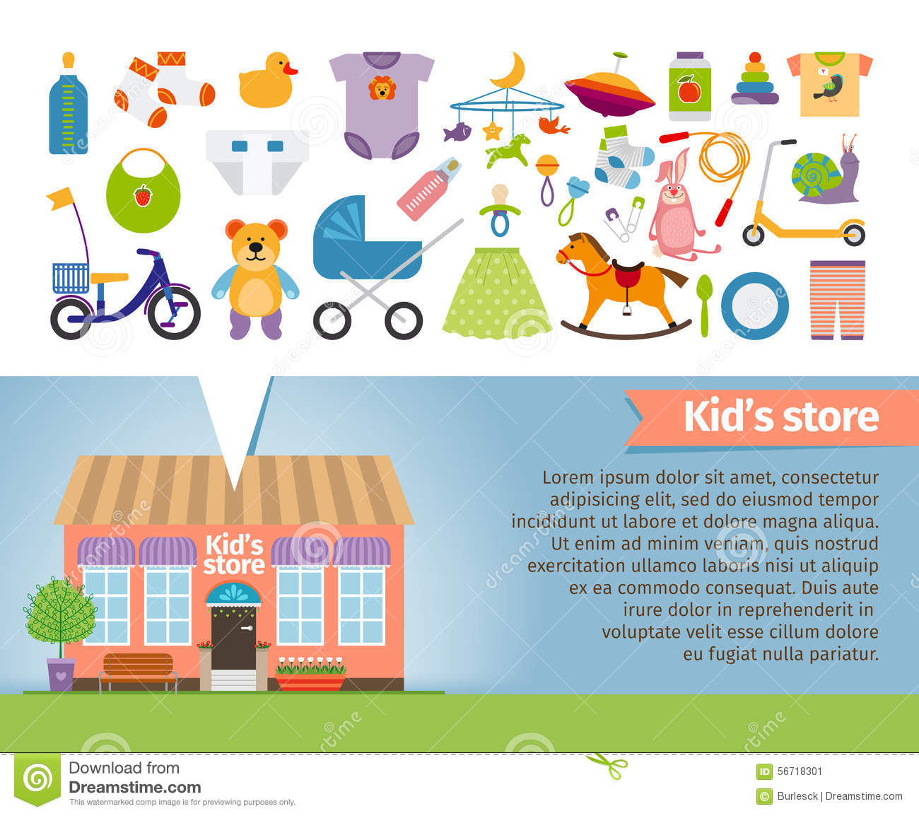 children s clothing retail business plan