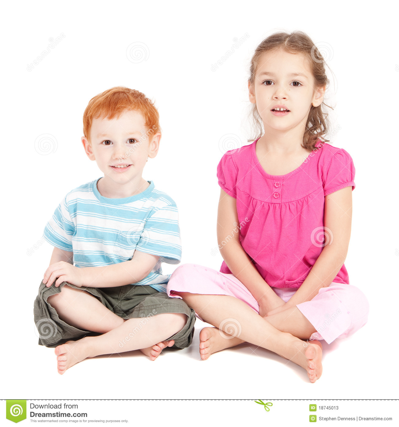 kids sitting on floor isolated stock photos image 18745013 Holding Hands Clip Art Walking Feet Clip Art