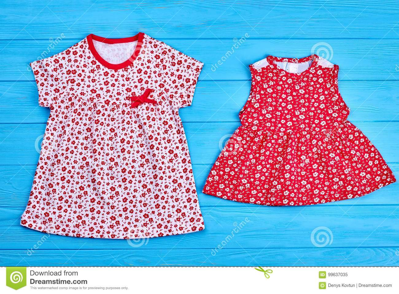 d34b131172a4e Kids Summer Cotton Clothes. Stock Image - Image of brand, fashion ...
