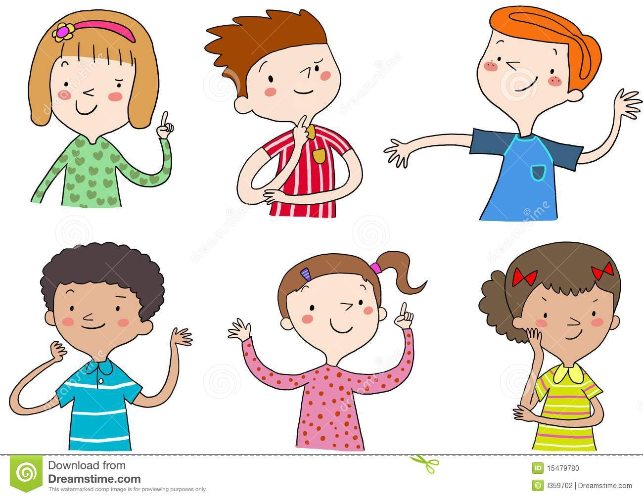 Displaying (19) Gallery Images For Kid Thinking Clip Art...