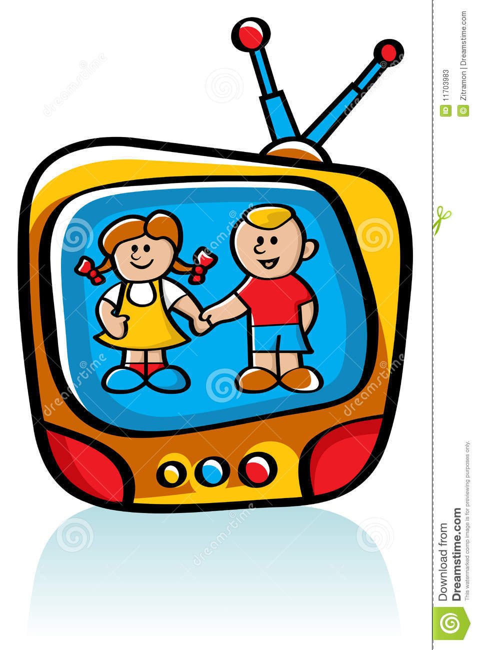 children television When children watch television, they don't see and experience the same things  grown-ups do and when you know more about children and television, it can.