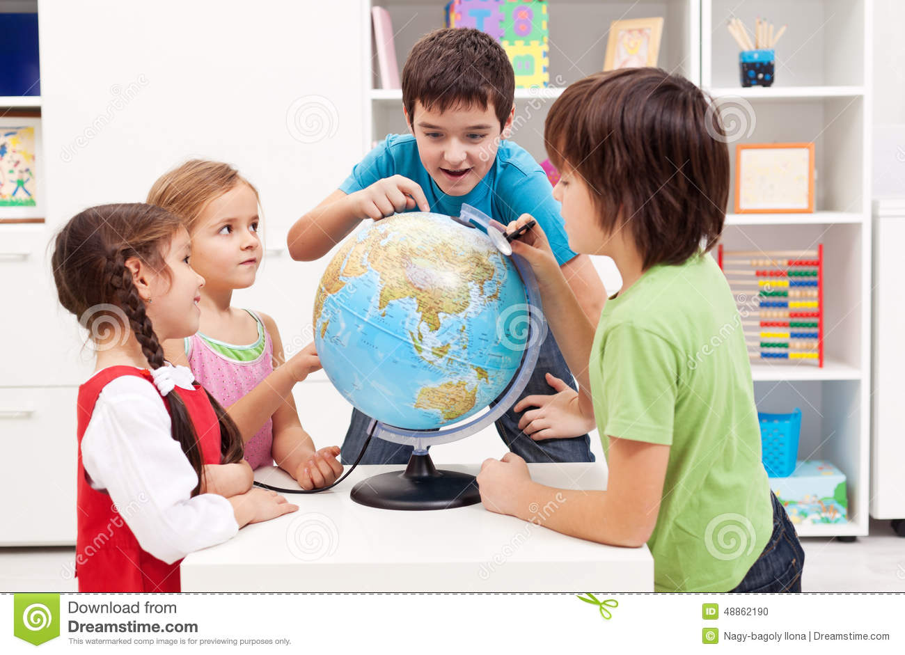 kids working on a science project stock photo image clipart earth's creation clipart earthworm