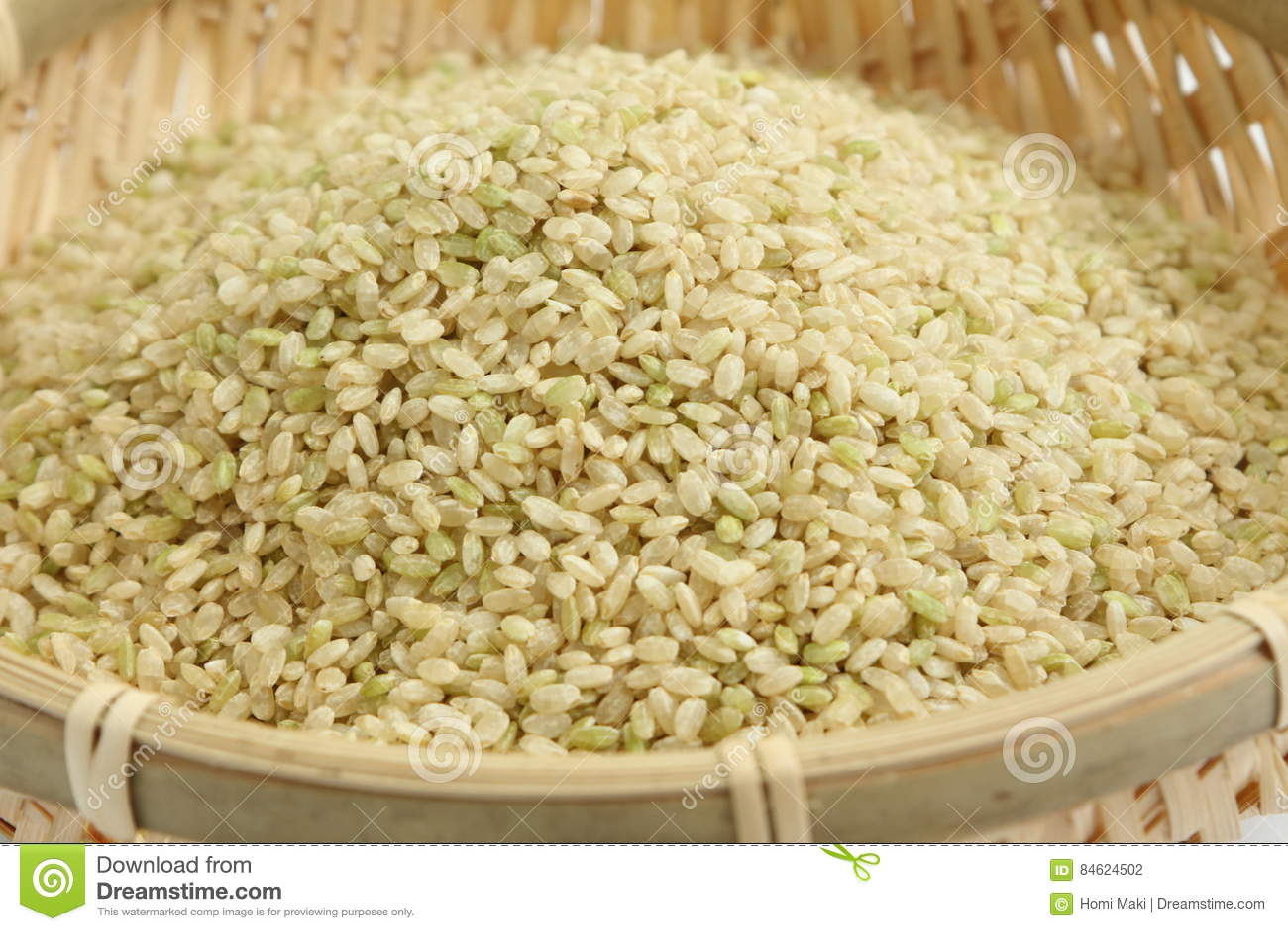 Kiełkujący Brown Rice