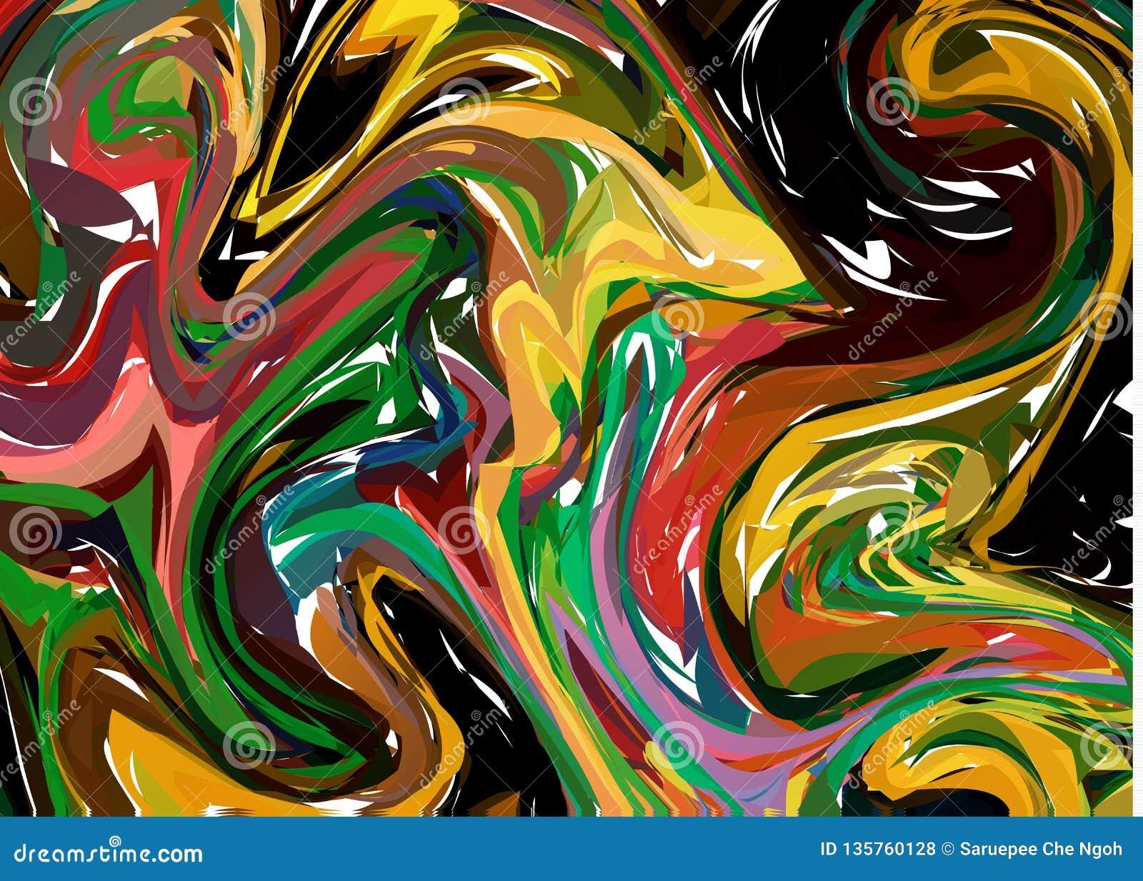 Kiedy było tła może pouczać tekstury marmurem użyć plusk farby Kolorowy fluid Ja może używać dla plakata, broszurka, zaproszenie,