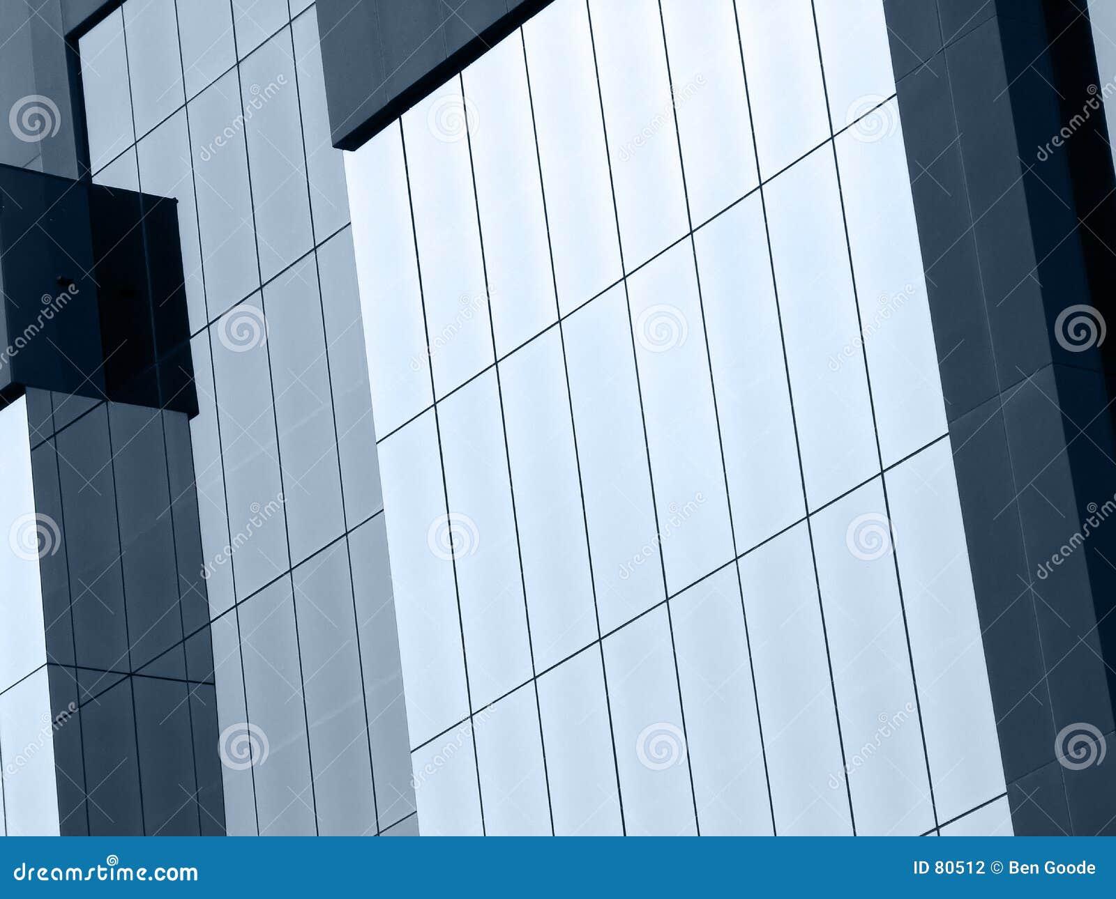 Kieliszek budynku.