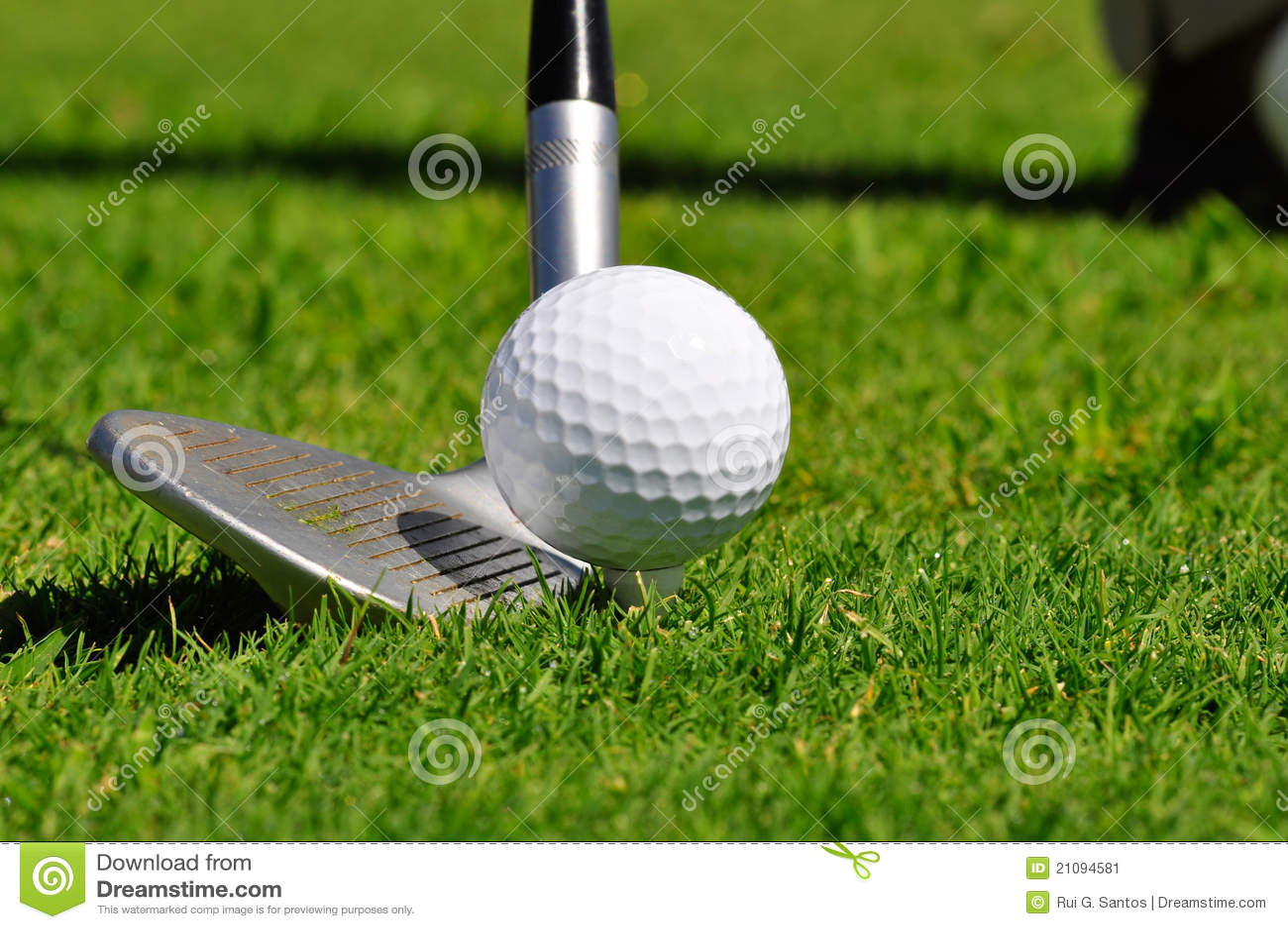 Kierowcy balowy golf