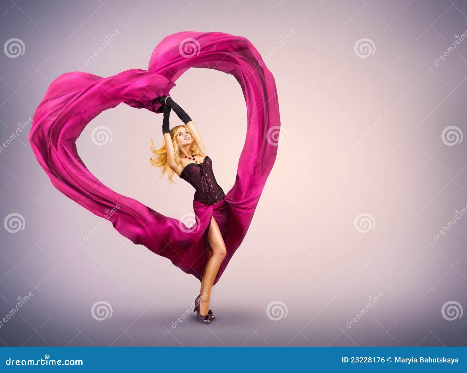 Kierowi jedwabniczy valentine kobiety potomstwa