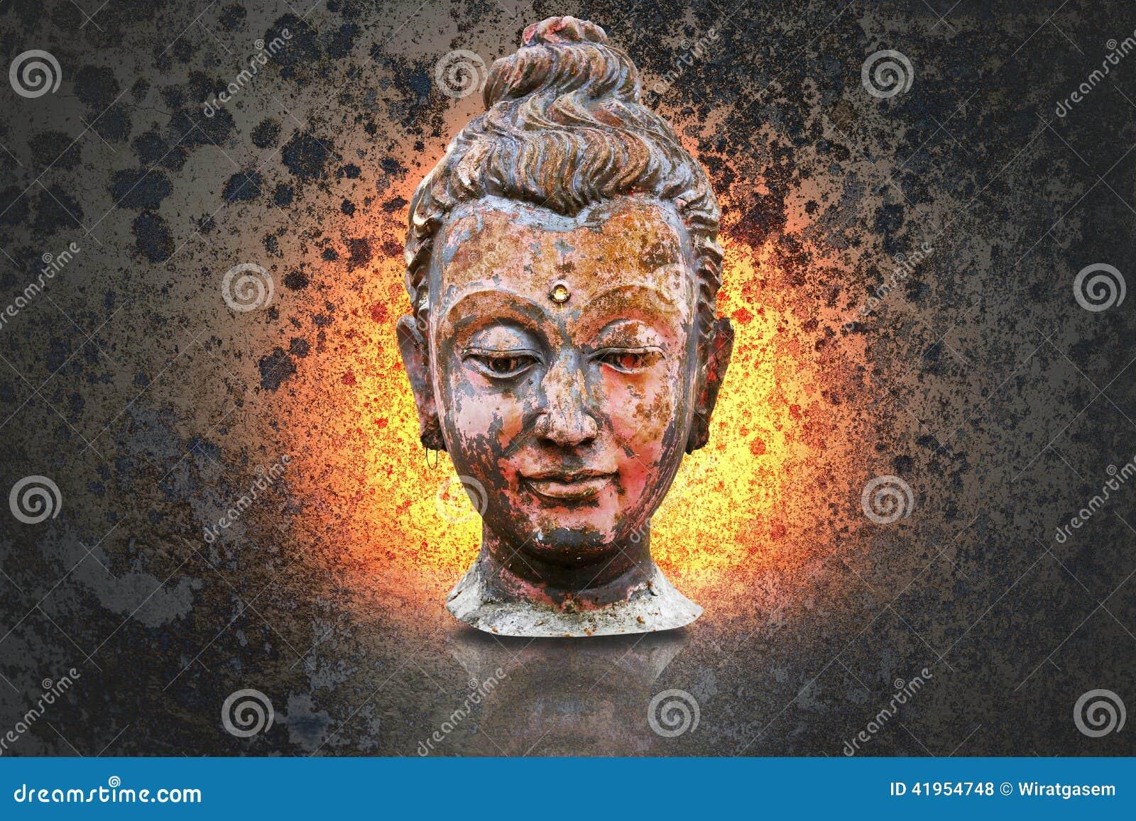 Kierowniczy Buddha wizerunek
