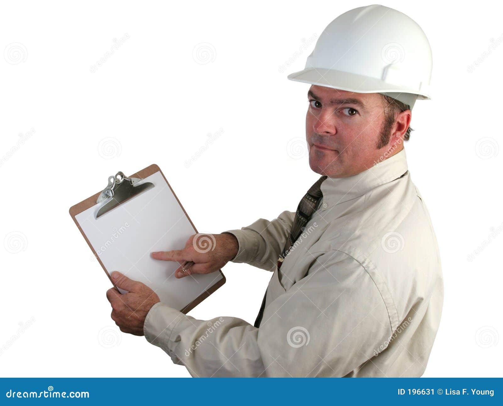 Kierownik budowy oraz