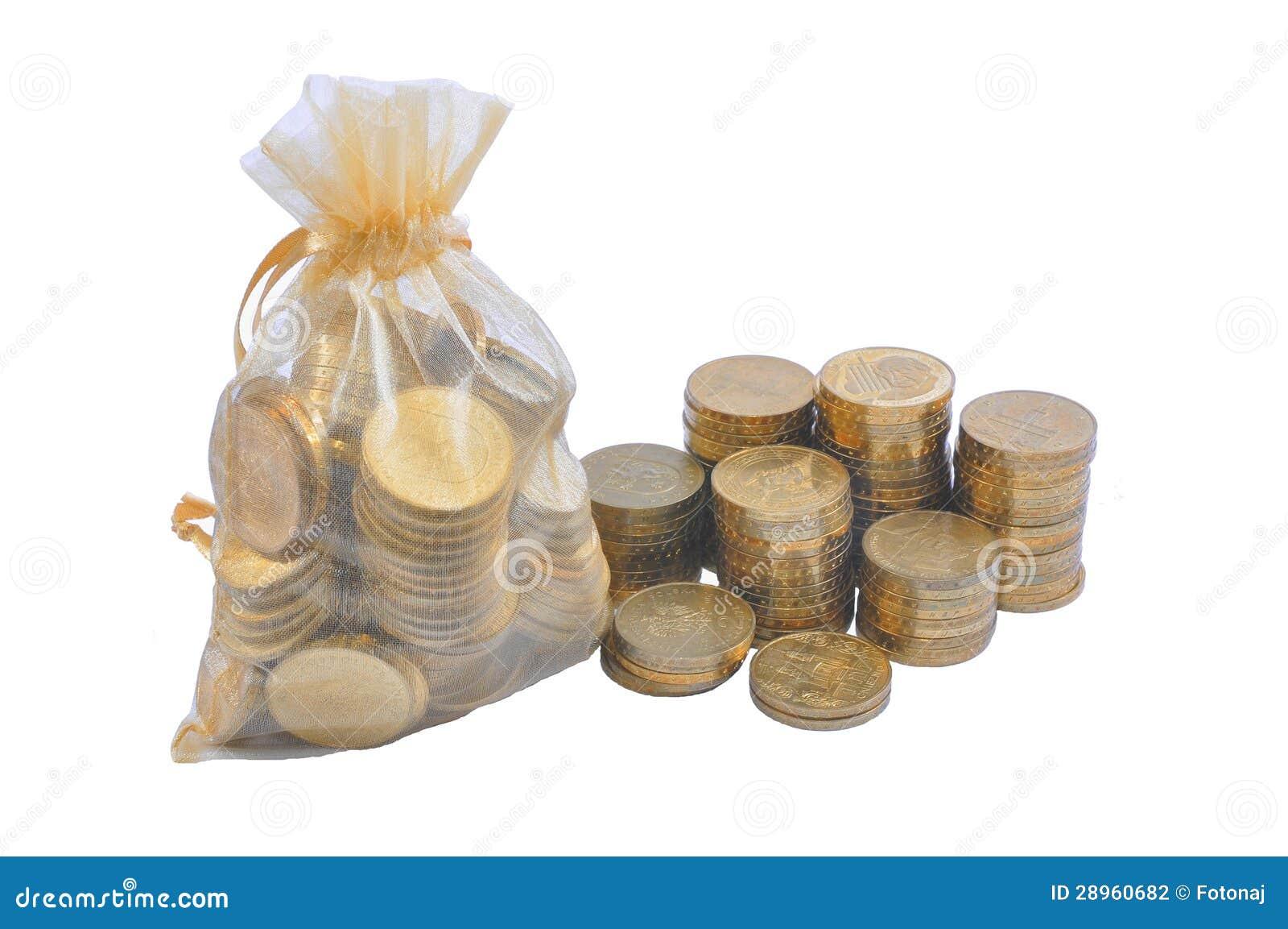 Kiesa z pieniądze