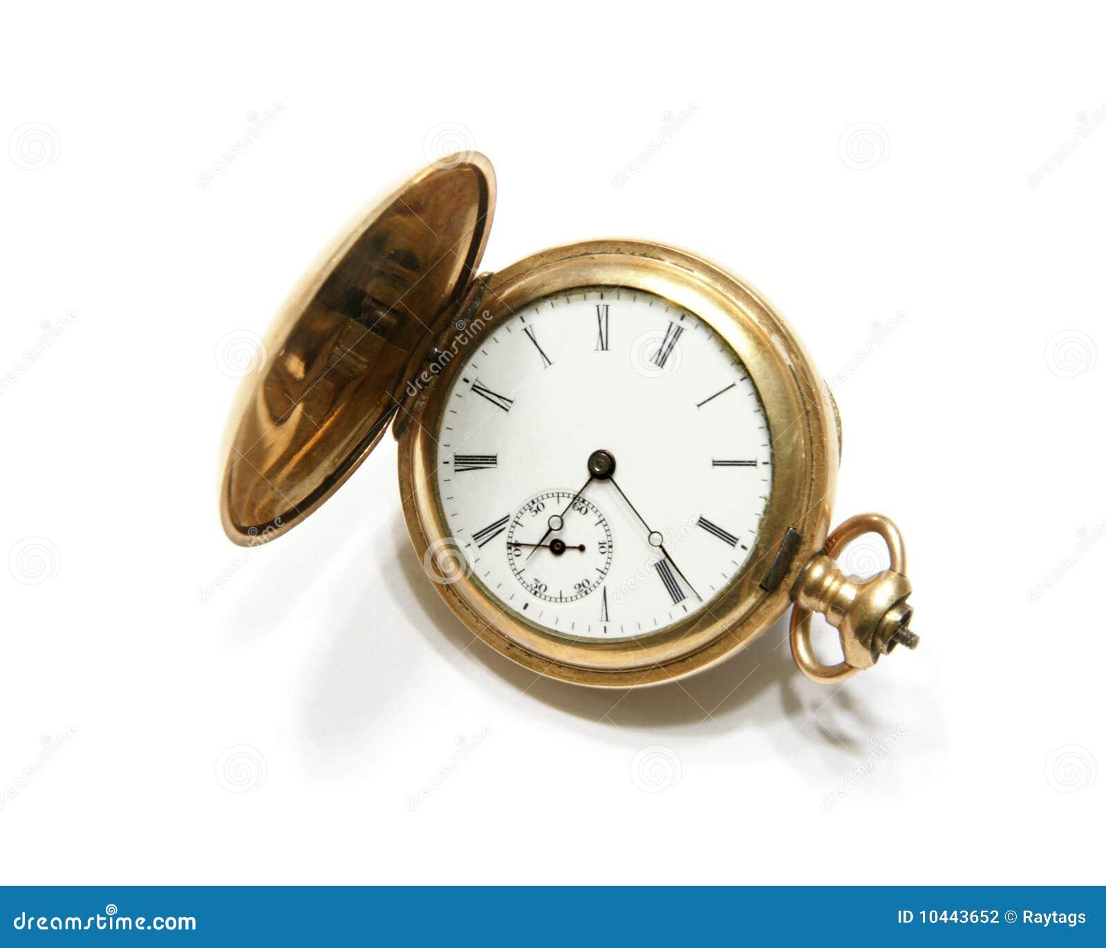 Kieszeniowy zegarek