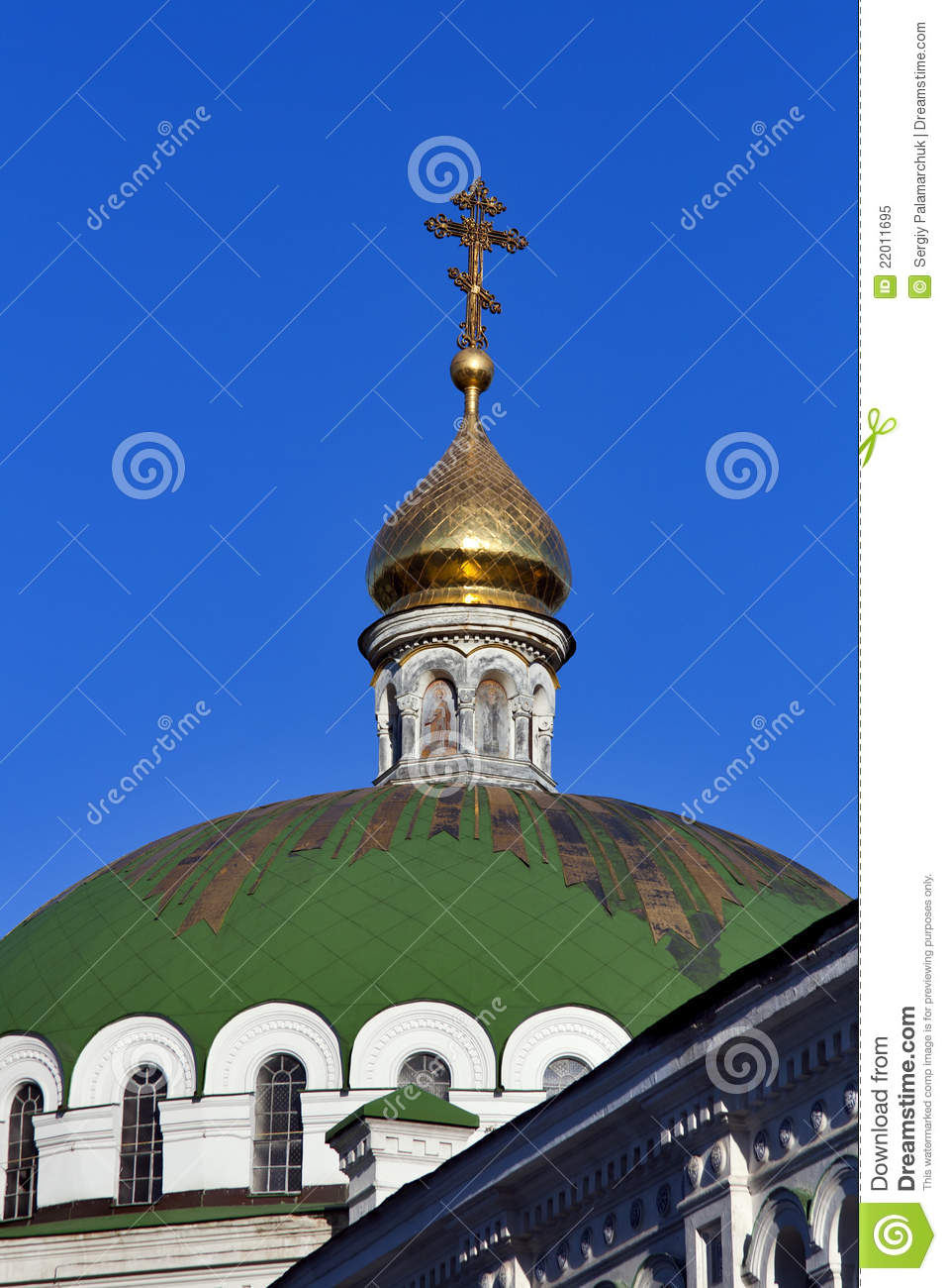Download Kiev Pechersk Lavra, Ukraine Stock Image - Image of cathedral, europe: 22011695