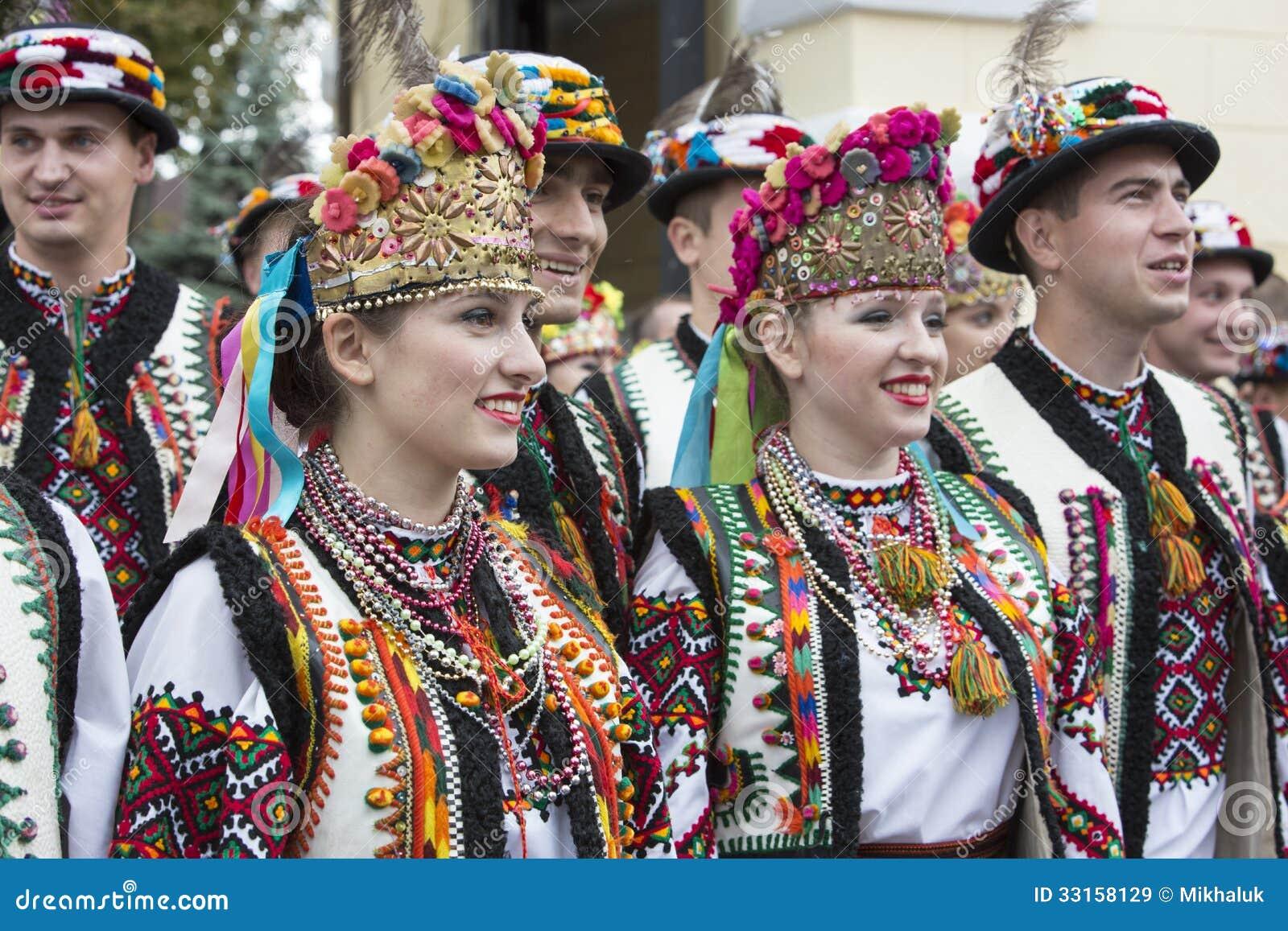 What do ukrainian women look like