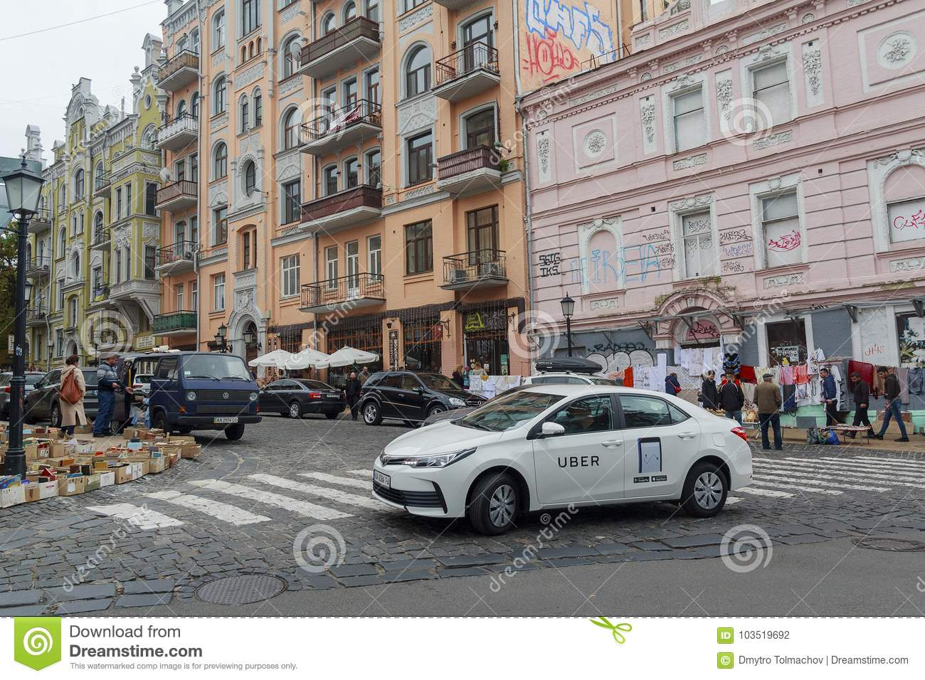 Taxi Kiev: a selection of sites