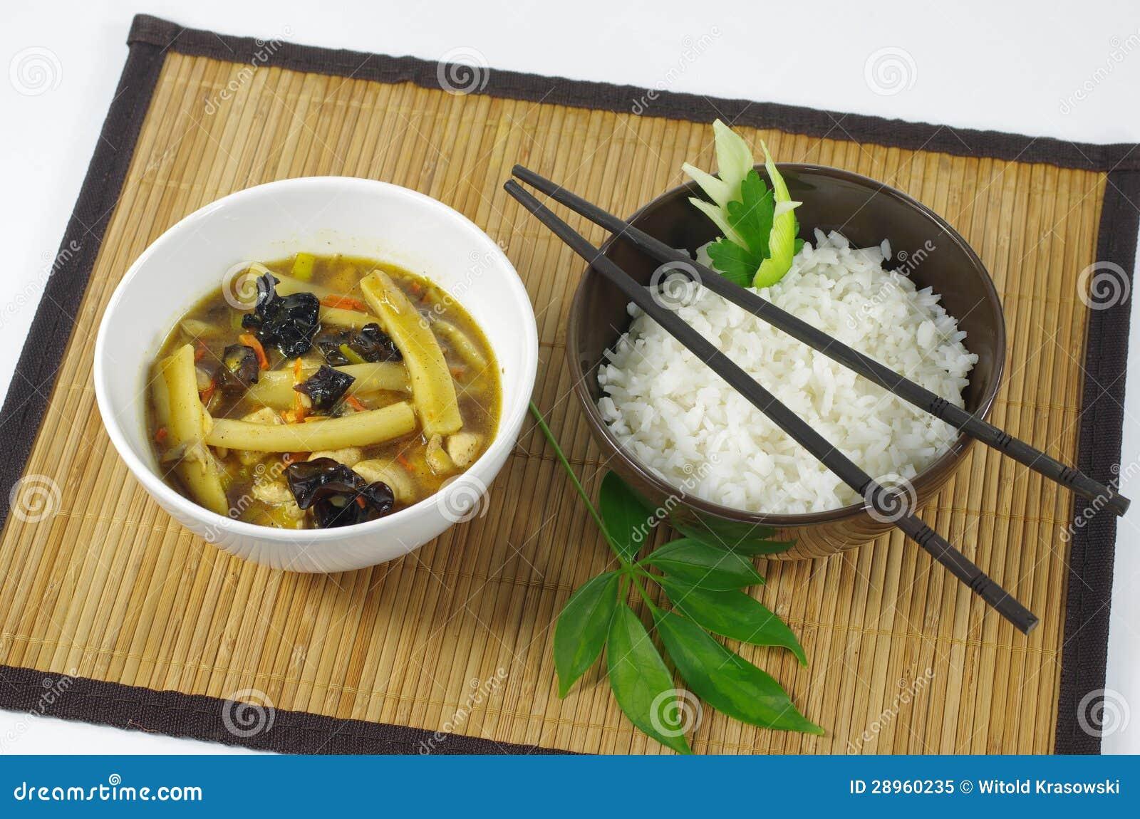 Kij i ryż