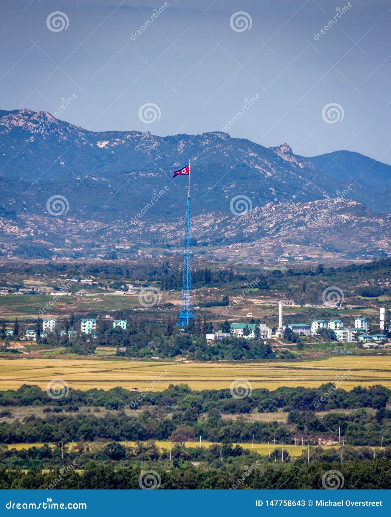 Kijong-Dong Corée du Nord