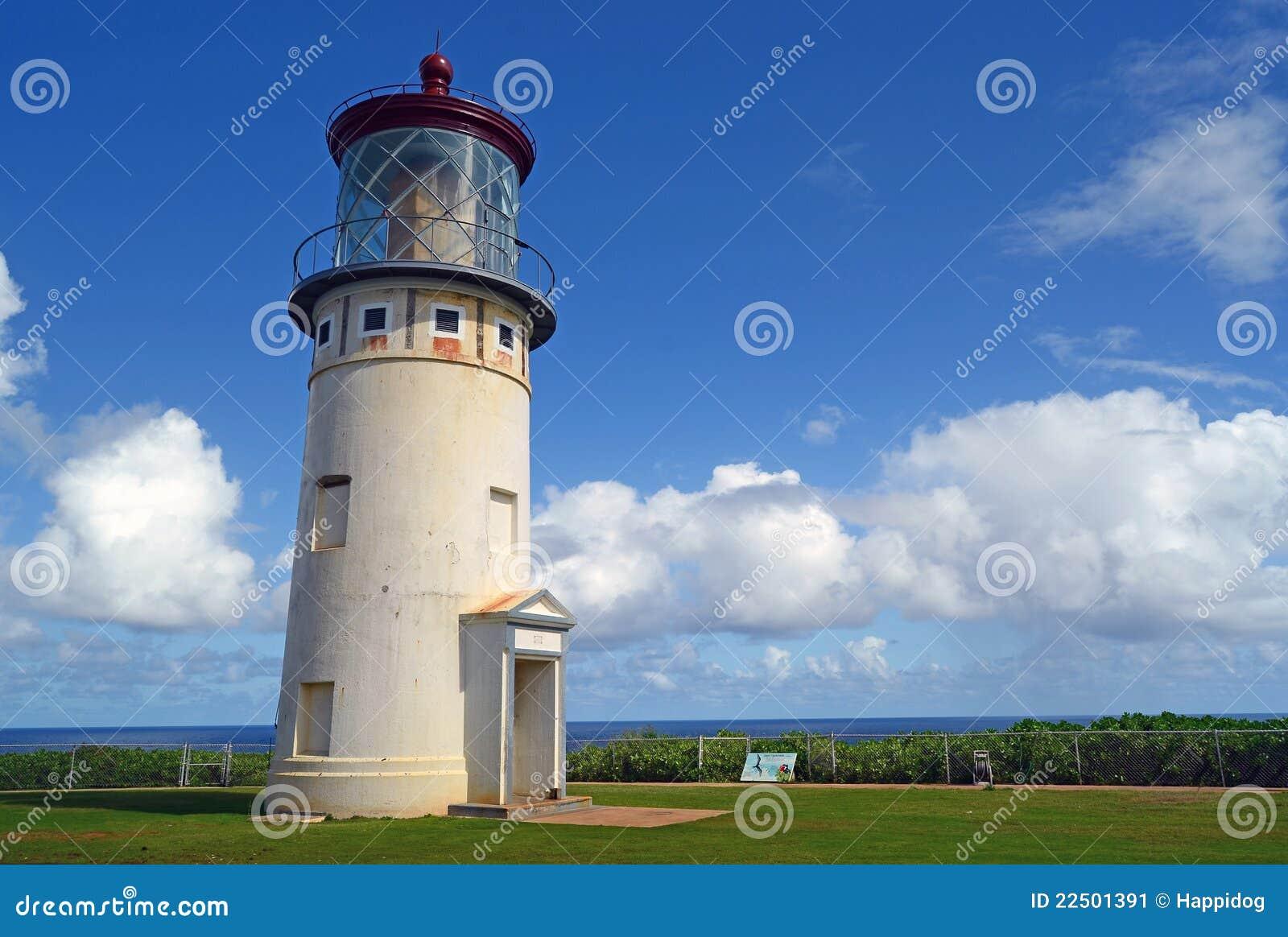 Kilauea Leuchtturm 2011