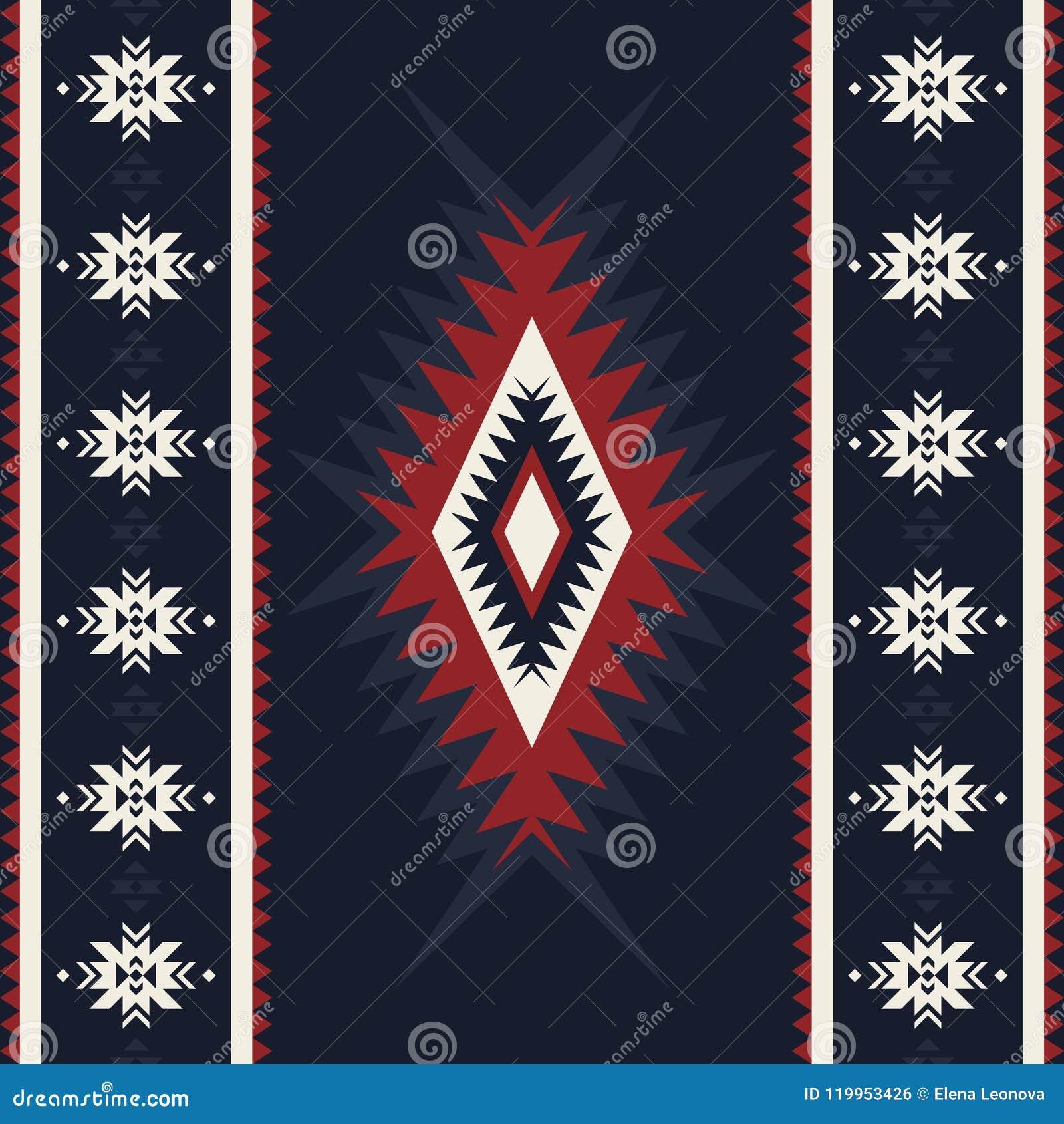 Kilim tribale, ornamento geometrico astratto, patte senza cuciture etnico