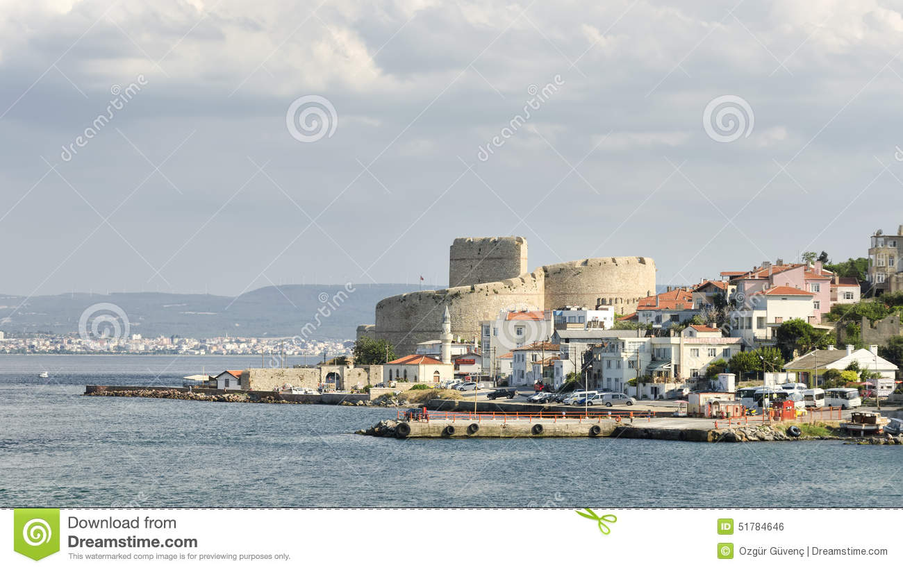 Kilitbahir Village And Kilitbahir Castle, Canakkale ...