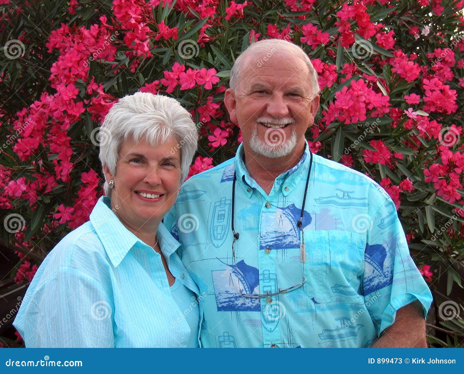 Kilka szczęśliwy na emeryturę