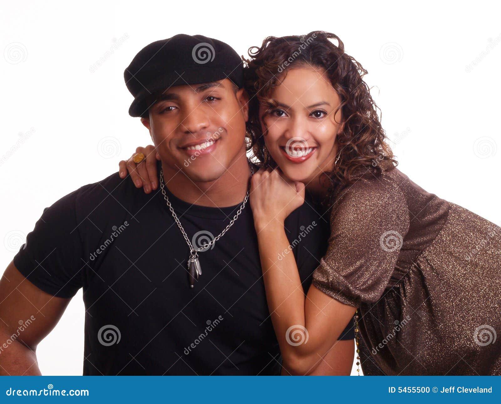Kilku ludzi czarnej kobiety latynoscy young