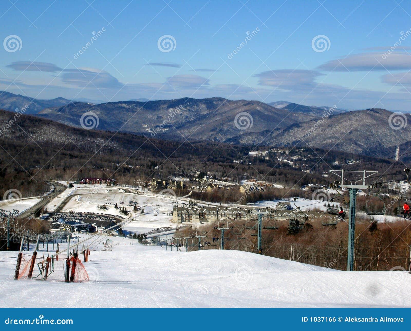 Killington ski resort, VT