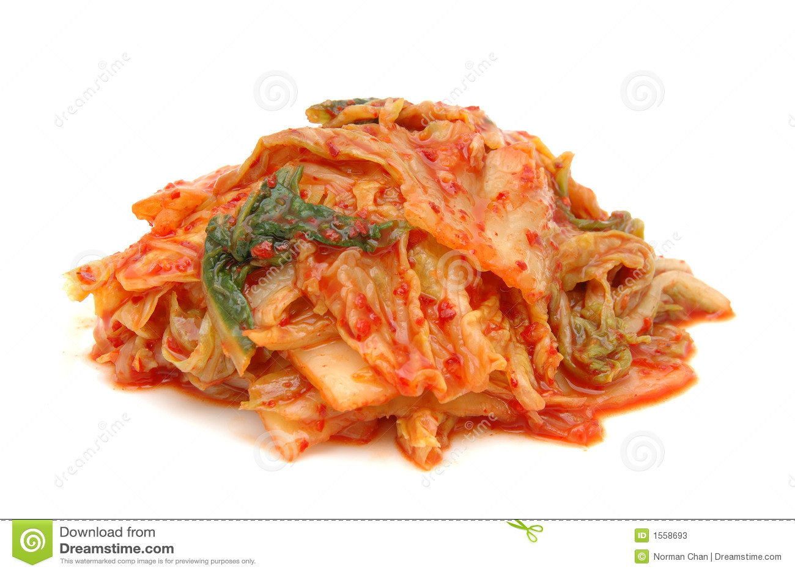 Kimchi Stock Photos - Image: 1558693