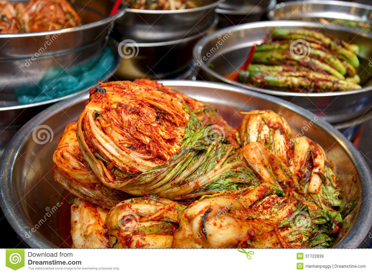 Kimchi royalty free stock images image 31722839 for Authentic korean cuisine