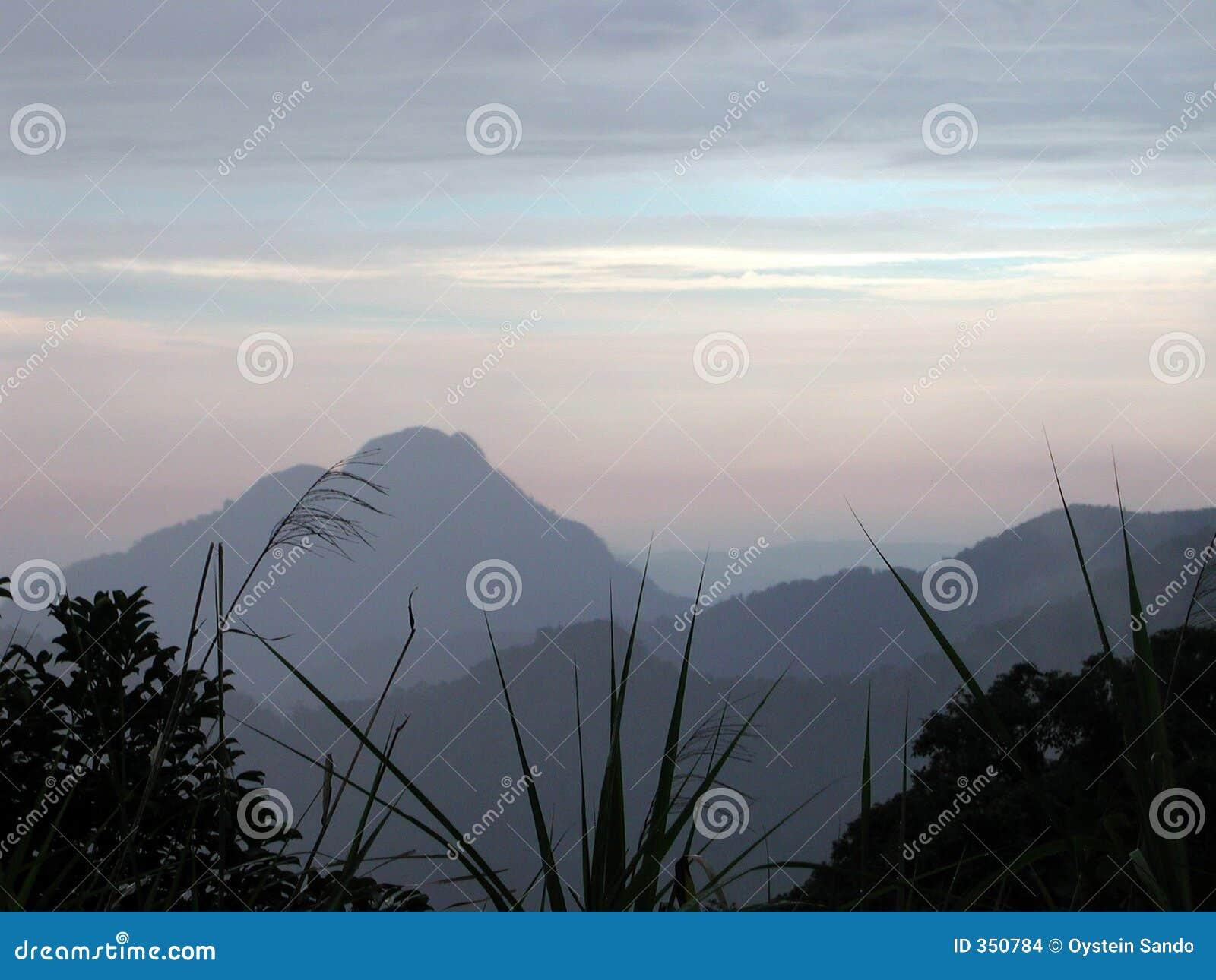 Kinabalu mt