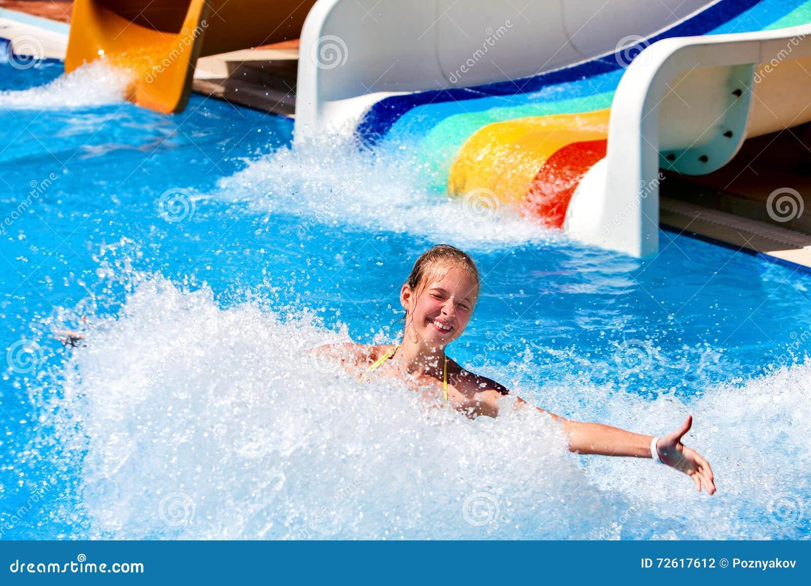 Wasserrutschen Spiele