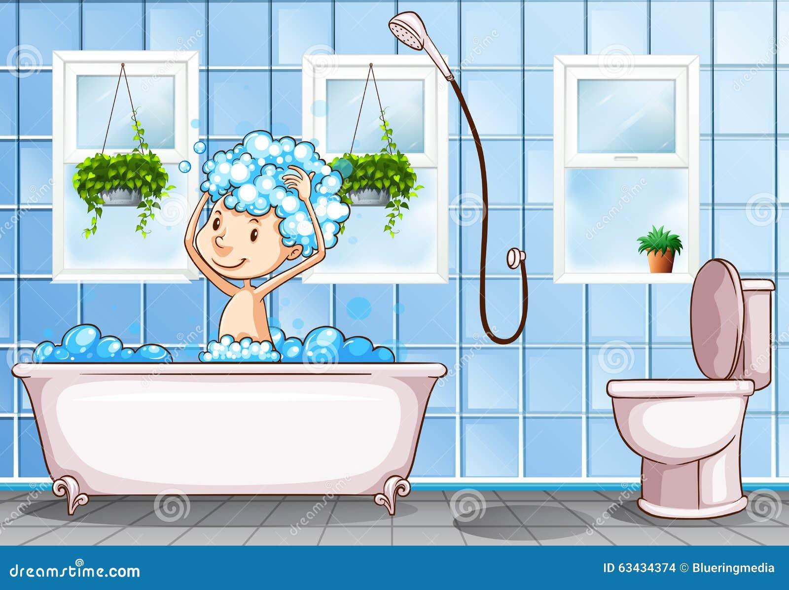 Elegant Badezimmer ...