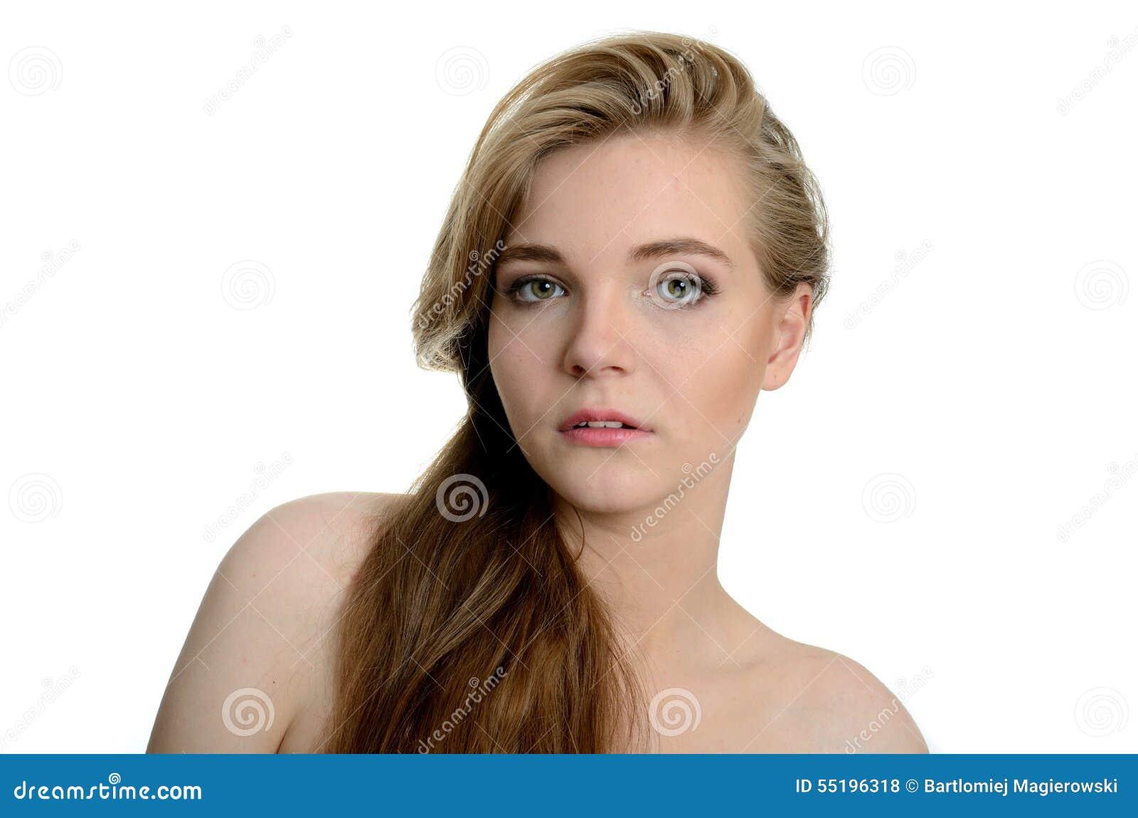 Kind Girl Portrait