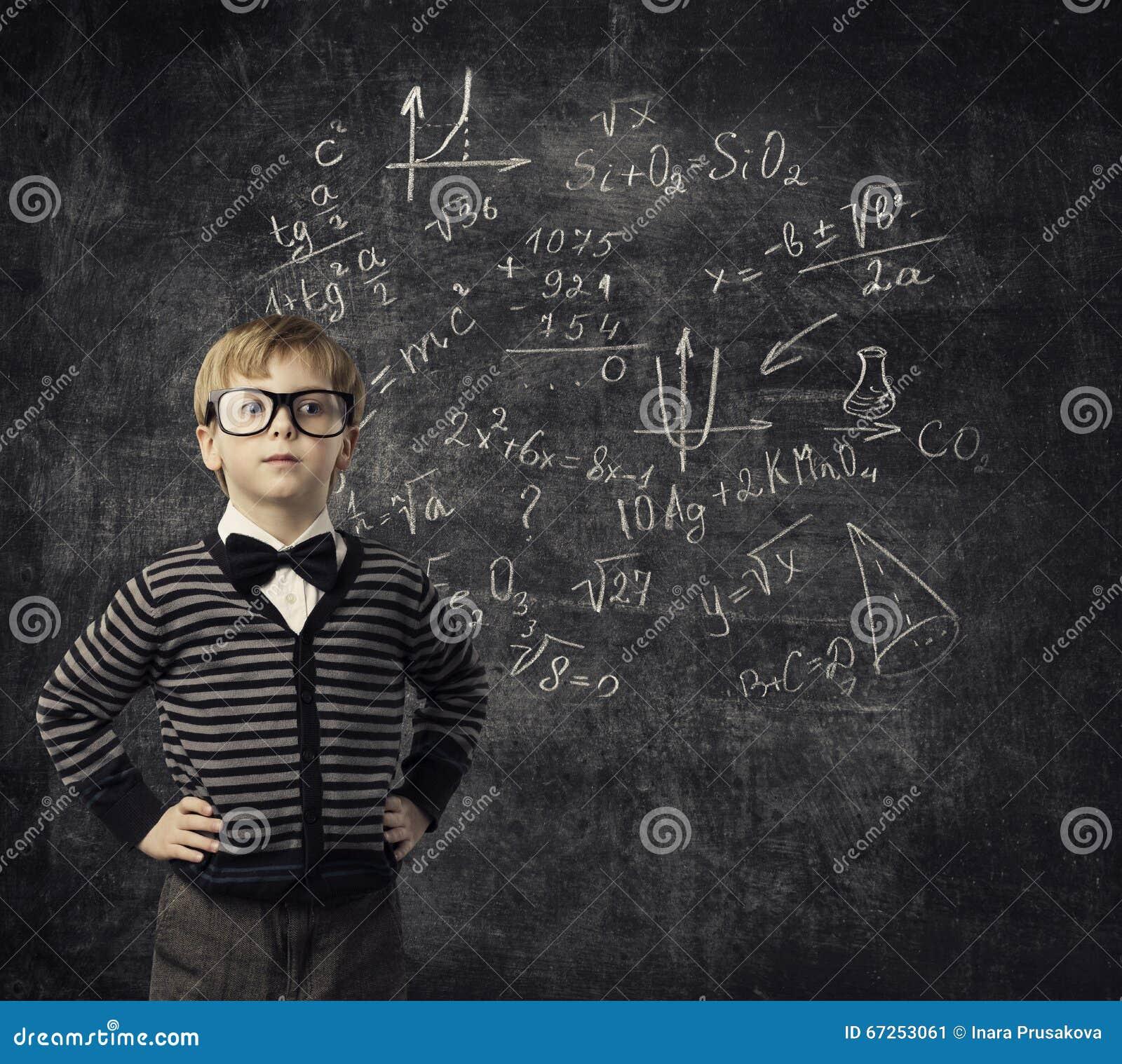Kind het Leren Wiskunde, Kinderenonderwijs, Jong geitjestudent Math