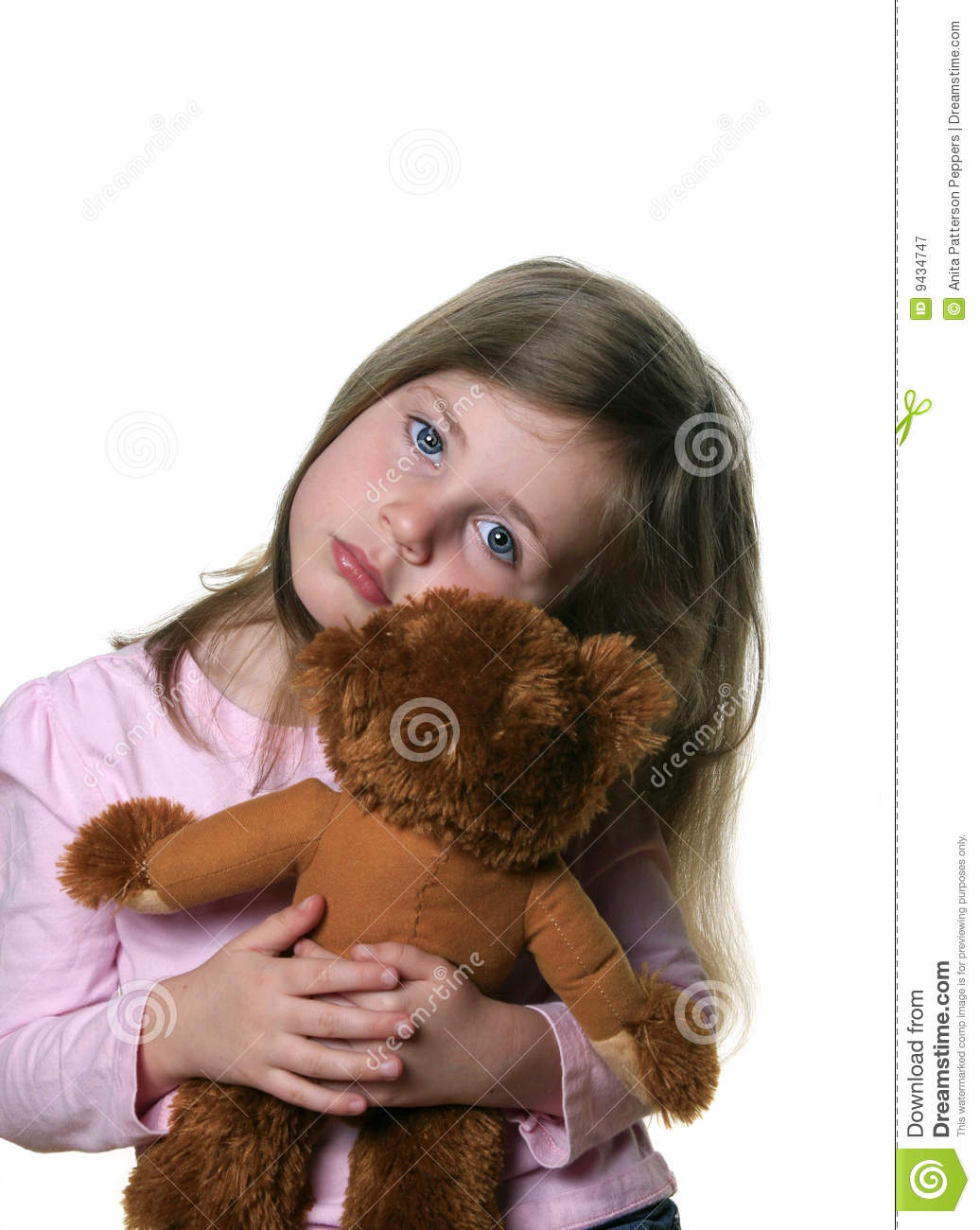 Kind met teddybear