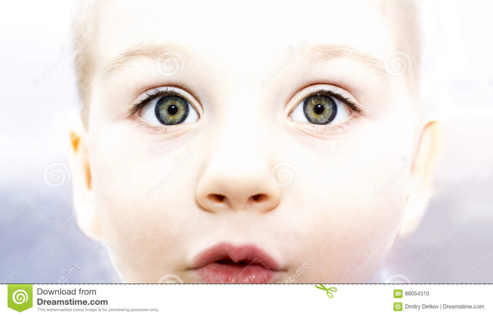 Kind` s ogen