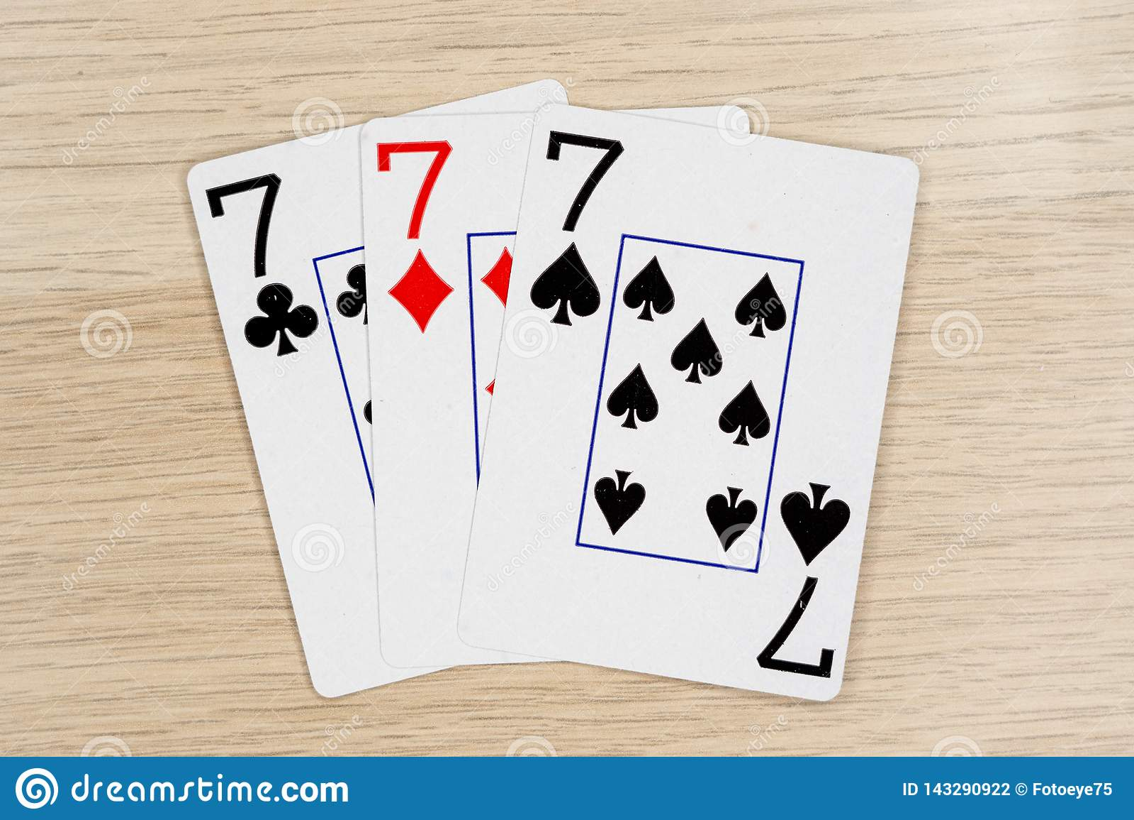 3 Of A Kind Poker