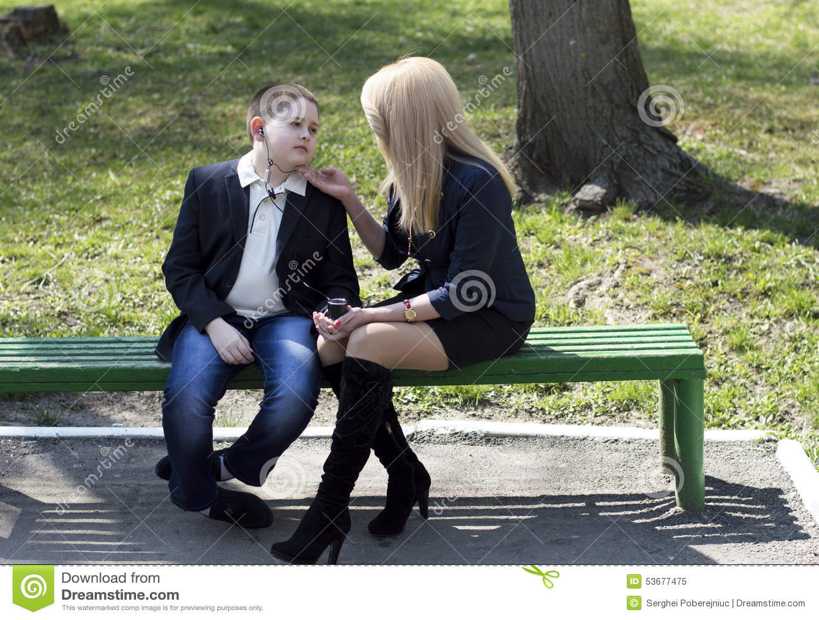 Sex Im Park Mit Kind